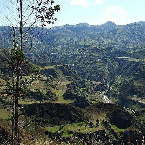 Katrien de Jong - Ecuador rondreis