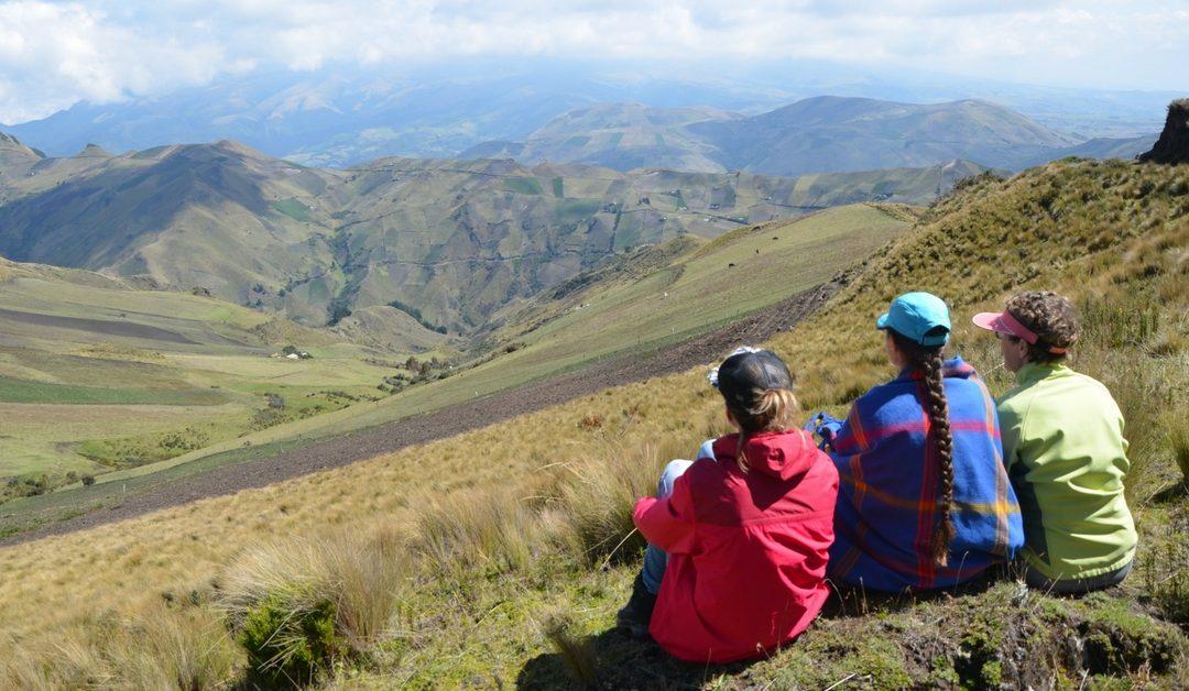 Ecuador reis - Katrien de Jong