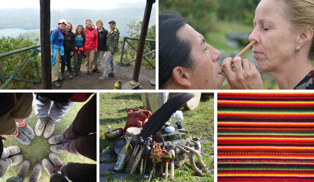 Ecuador bezinningsreis 29 april 2018
