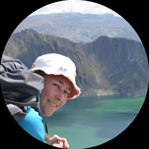 Katrien de Jong - Bezinningsreizen Ecuador