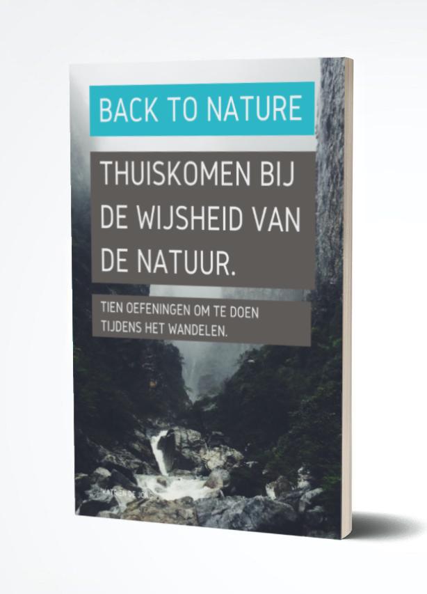 E-book Thuiskomen bij de wijsheid van de natuur.