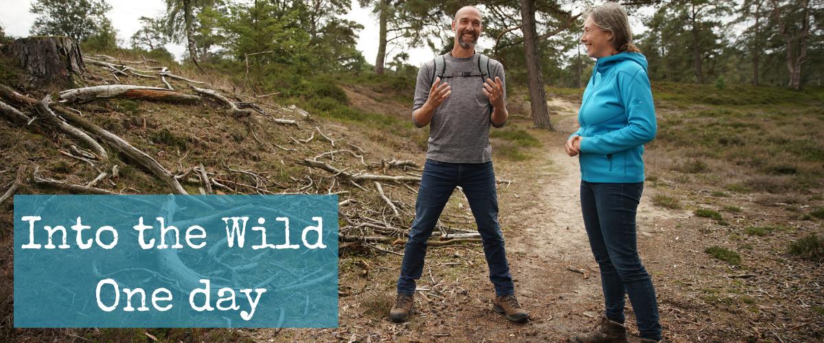 Into the wild - Katrien de Jong