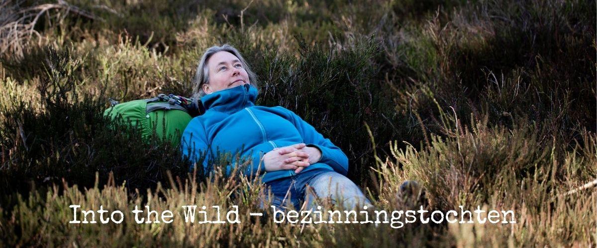 Into the Wild beziningstochten - Katrien de Jong